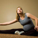 pregnant-woman-stretching